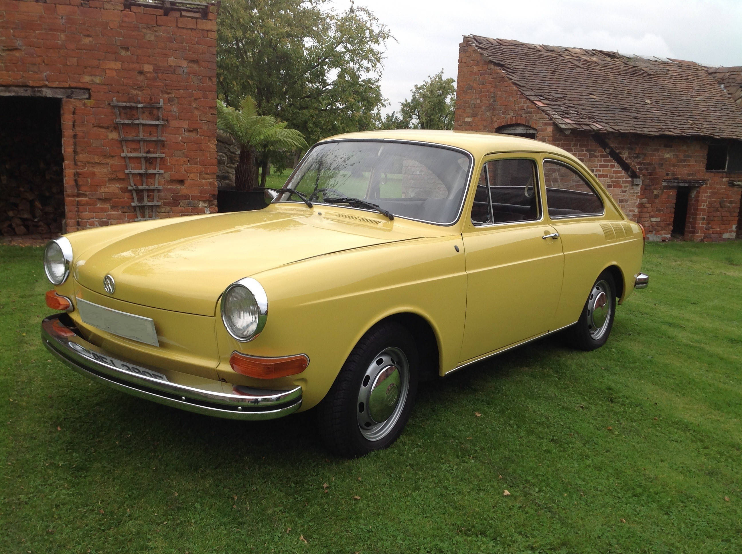 Other Cars, Cars for Sale VW 1600 Fastback 1973