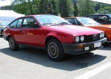 Alfa Romeo Alfetta GTV Classic Car Parts