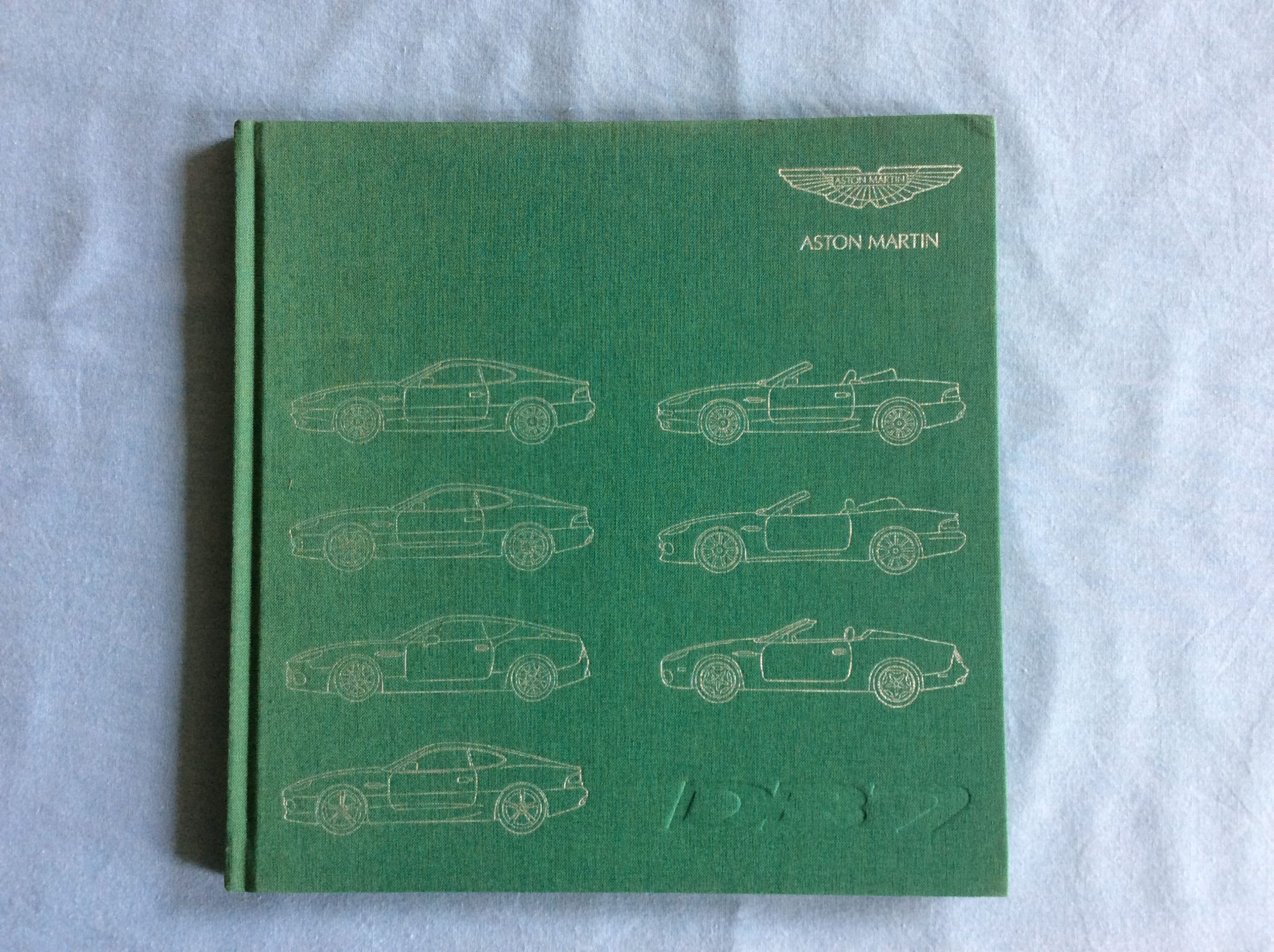 Aston Martin Aston Martin Books Classic Aston Martin Memorabilia Aston Martin Db7 Book Autotreasures