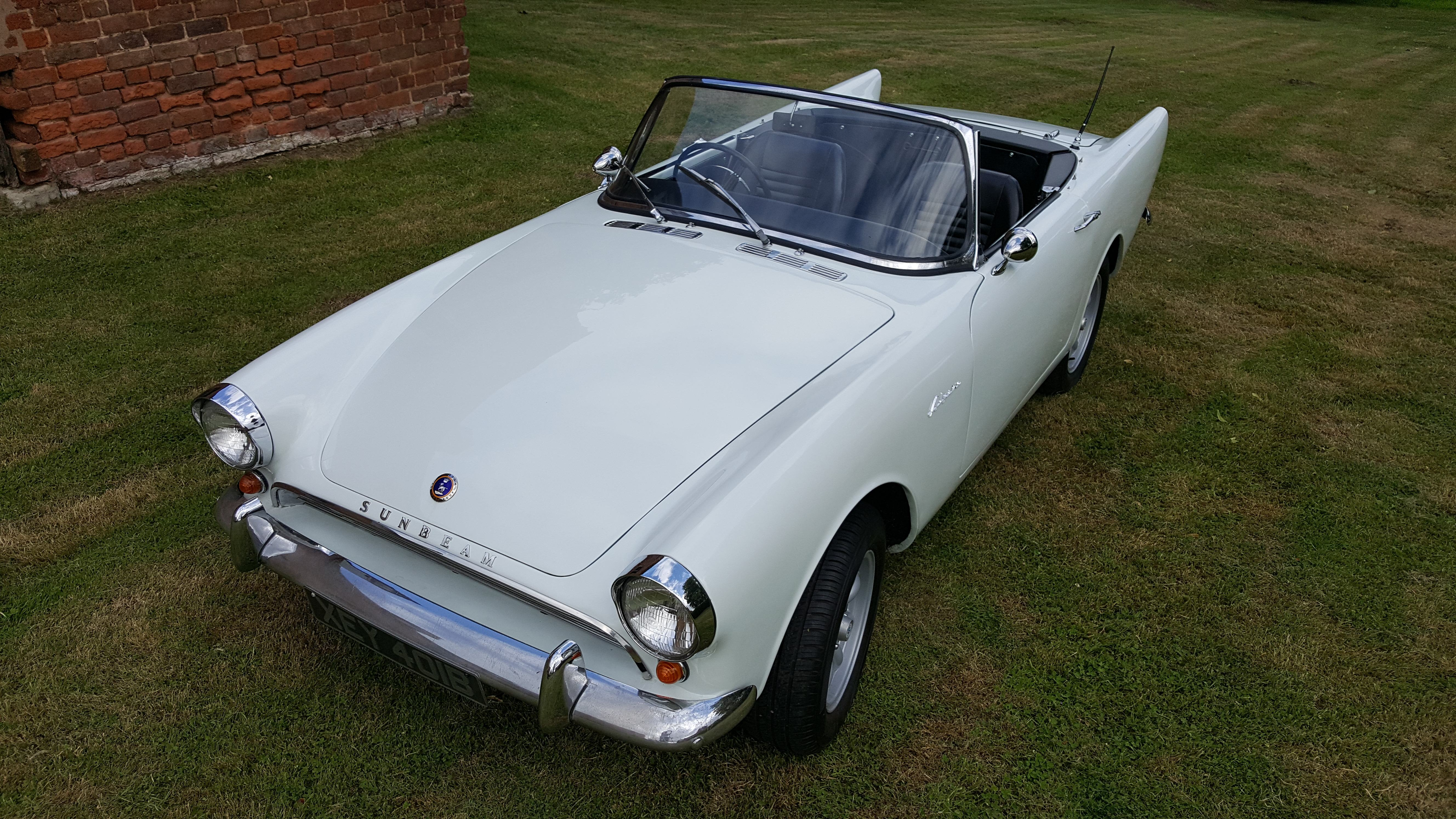 Cars For Sale Other Cars Sunbeam Alpine Series 2 1964