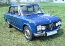 Alfa Romeo Giulia Saloon Classic Car Parts