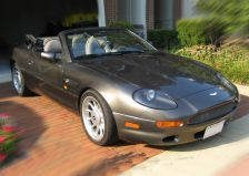 Aston Martin Parts DB7 Classic Car Parts