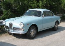 Alfa Romeo Giulietta Classic Car Parts