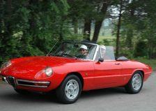Alfa Romeo Spider Classic Car Parts