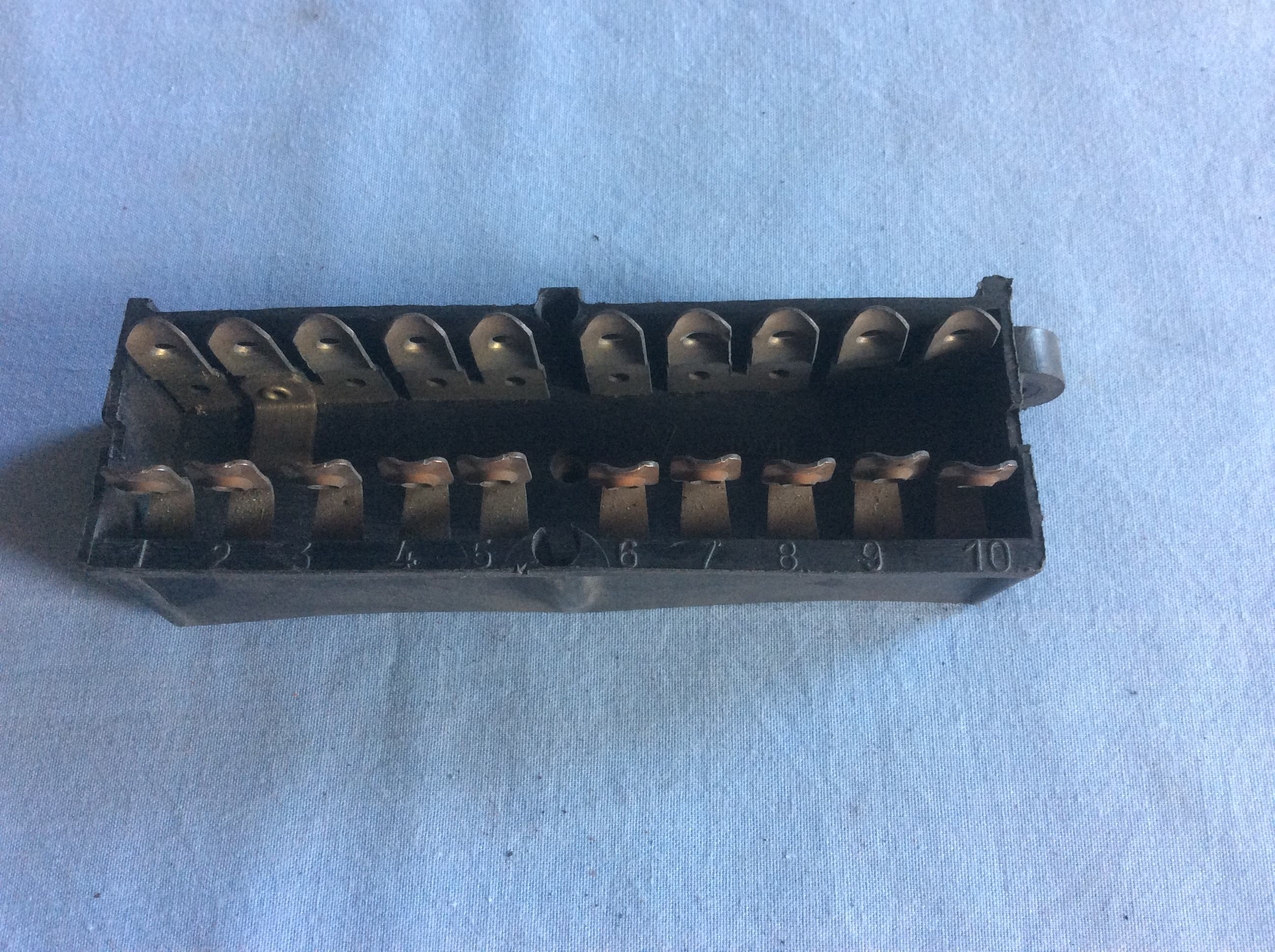 Alfa Romeo Classic Parts Giulia Saloon Car Fuse Box Fusebox